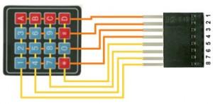 4x4_matrix_membrane_keypad_pinout